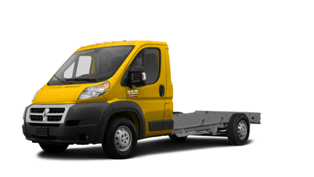 2017 RAM PROMASTER 3500 CHASSIS CAB