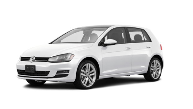 2017 Volkswagen Golf 5-door HIGHLINE