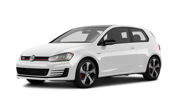2017 Volkswagen Golf GTI 3-door AUTOBAHN