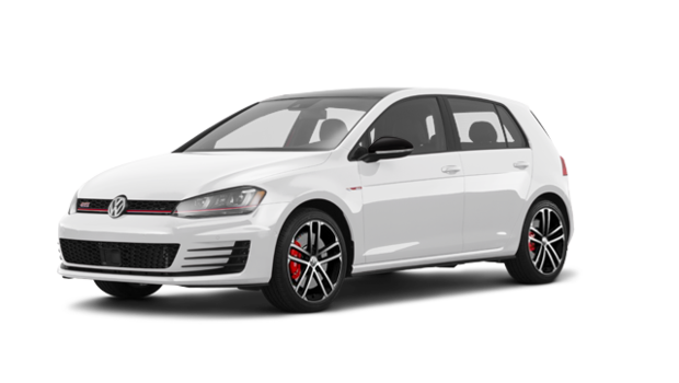 2017 Volkswagen Golf GTI 5-door PERFORMANCE