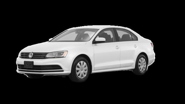 2017 Volkswagen Jetta TRENDLINE +