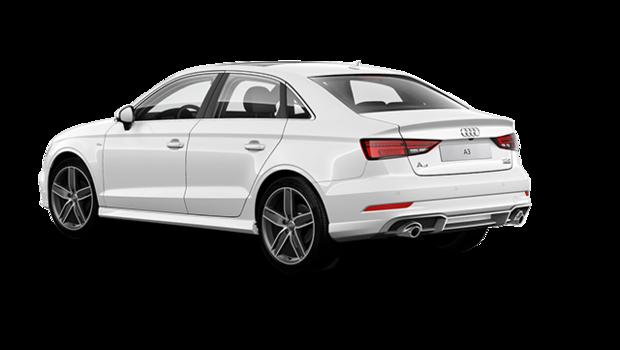 New 2018 Audi A3 Sedan Technik Near Toronto 46 585