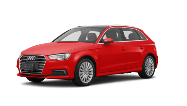 2018 Audi A3 Sportback e-tron Progressiv