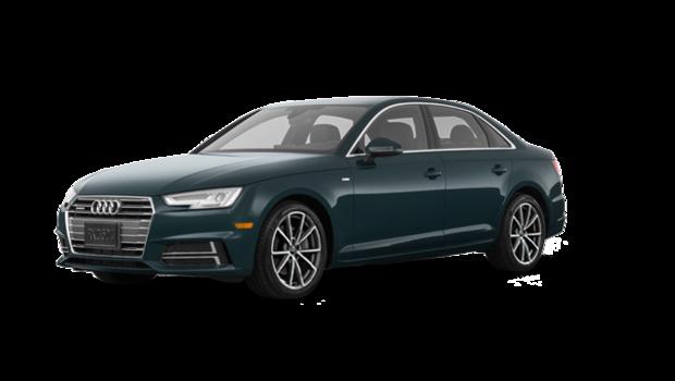 2018 Audi A4 Sedan TECHNIK