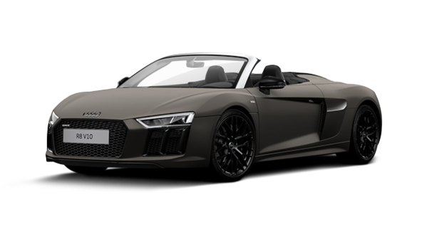 New Audi R Spyder Near Toronto - Audi r8 black
