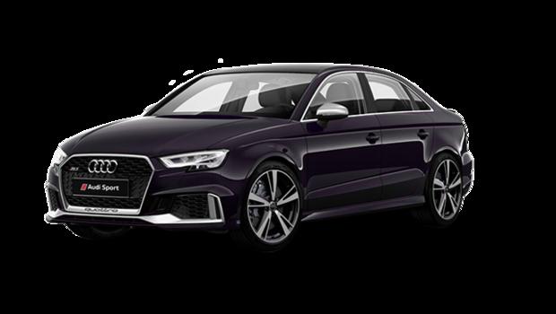 2018 Audi RS 3 Sedan BASE
