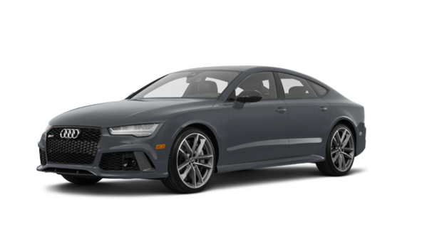 2018 Audi RS 7 Sportback Performance