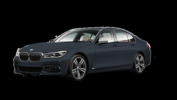 2018 BMW 7 Series Sedan 750i xDrive