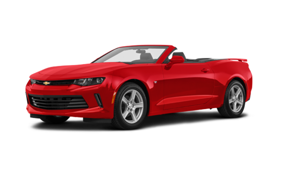 Chevrolet Ile Perrot >> 2018 Chevrolet Camaro convertible 1LS - Starting at $37595 ...