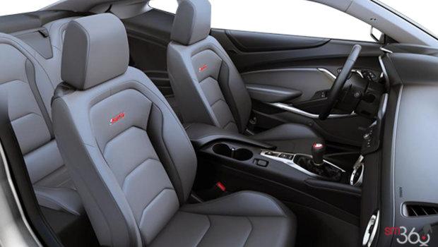 Medium Ash Grey Leather