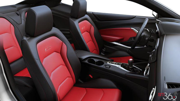 Adrenaline Red Leather