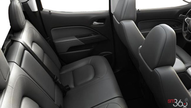 Jet Black/Dark Ash Bucket seats Leather (H2V-AR7)