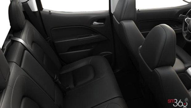 Jet Black Bucket seats Cloth (H0U-AR7)