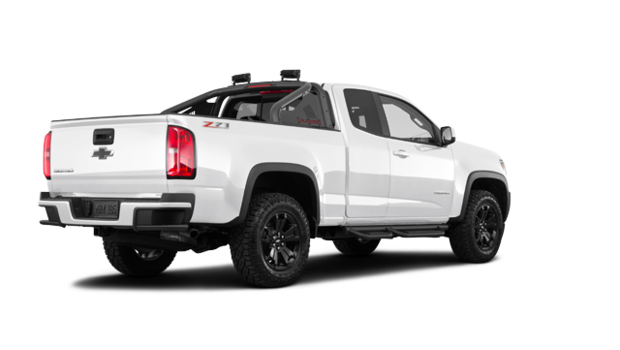 Gm Ile Perrot >> Chevrolet Colorado Z71 2018 - À partir de 32360.0$ | GM de ...