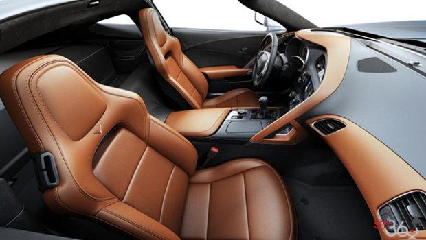 Kalahari GT buckets Perforated Napa leather seating surfaces (345-AQ9)