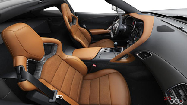 Kalahari Competition Sport buckets Leather seating surfaces with sueded microfiber inserts (344-AE4)