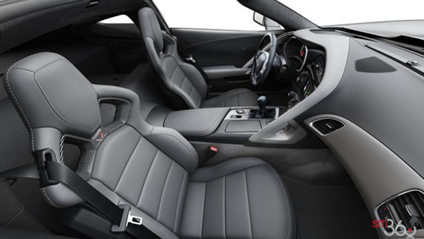 Grey Competition Sport buckets Perforated Mulan leather seating surfaces (145-AE4)