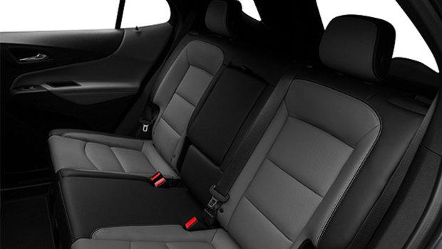 Medium Ash Grey Perforated Leather