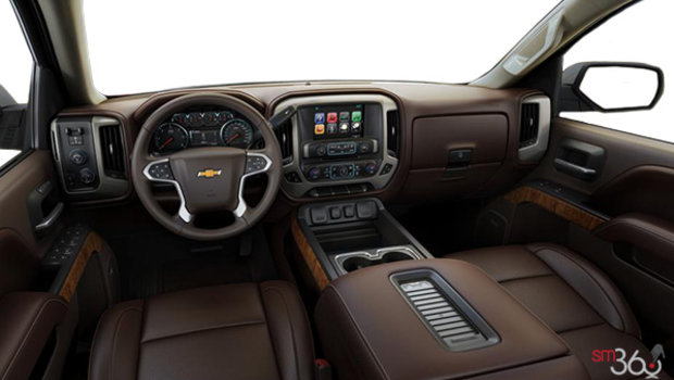 Chevrolet Silverado 1500 LD HIGH COUNTRY 2018 - À partir ...