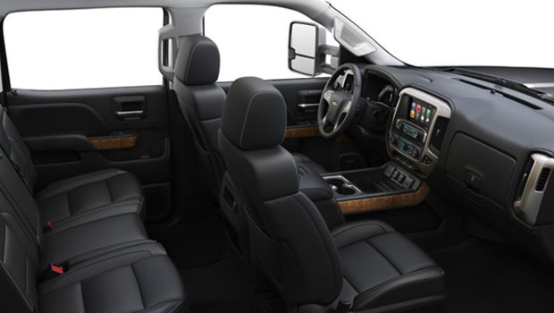 Jet Black/Medium Ash Grey Perforated Leather Buckets Seats(H4S-AN3)