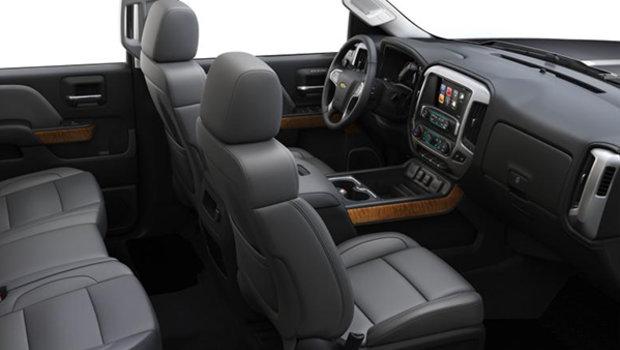 Dark Ash/Jet Black Leather Buckets Seats  (H2V-AN3)