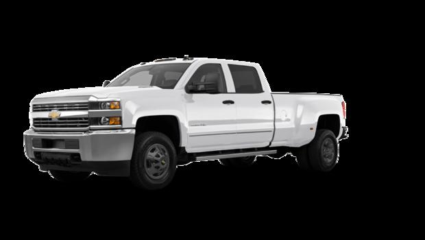 Chevrolet Silverado 3500 HD WT 2018
