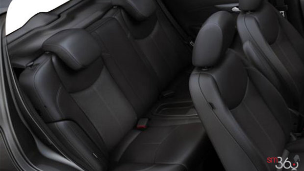 Jet Black/Piano Black Leatherette