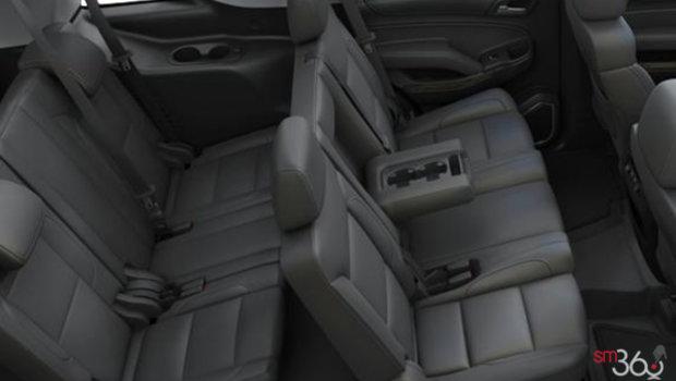 Jet Black/Dark Ash Bucket Seats Leather (H2V-AN3)