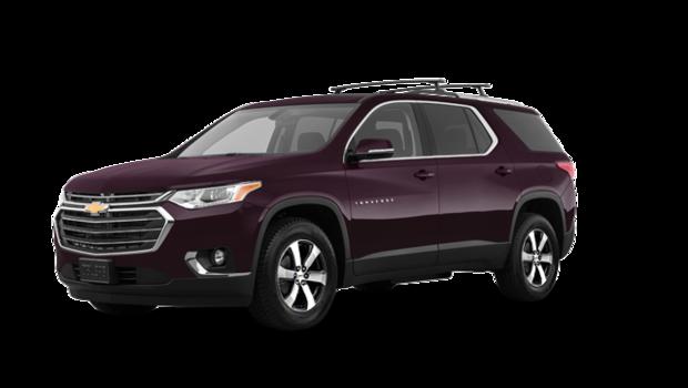 Gm Ile Perrot >> 2018 Chevrolet Traverse LT TRUE NORTH - Starting at $47900 ...