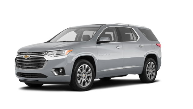 Chevrolet Ile Perrot >> 2018 Chevrolet Traverse PREMIER - Starting at $52900.0 | GM Ile Perrot