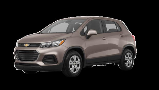 Chevrolet Ile Perrot >> Chevrolet Trax LS 2018 - À partir de 20100.0$ | GM de l'Île Perrot
