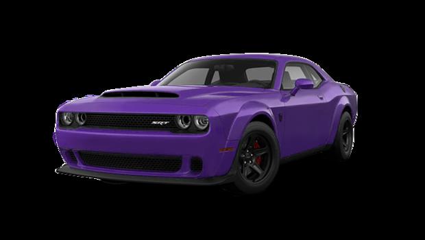 2018 Dodge Challenger SRT DEMON - Starting at $113040.0 ...
