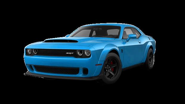 Dodge Challenger A Vendre >> Dodge Challenger SRT DEMON 2018 - À partir de 112940.0 ...