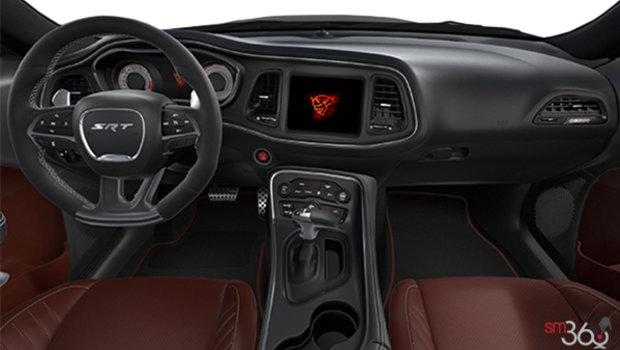 Dodge Srt Demon >> Dodge Challenger SRT DEMON 2018 - À partir de 113161.25$ | Grenier Automobile