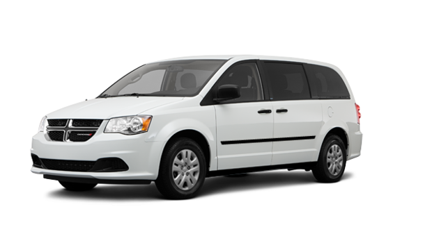 Dodge Grand Caravan ENSEMBLE VALEUR PLUS 2018