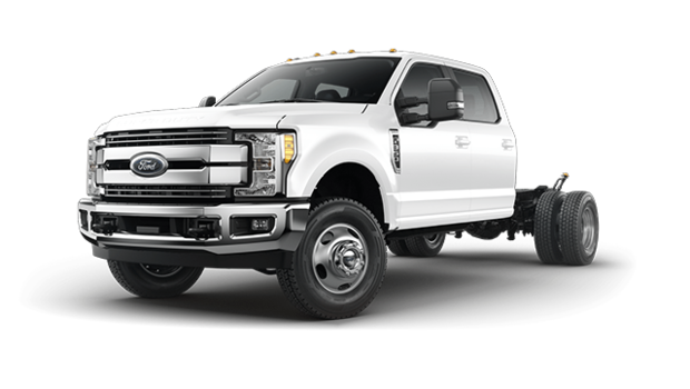 2018 Ford Chassis Cab F-350