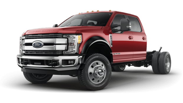 2018 Ford Chassis Cab F-450