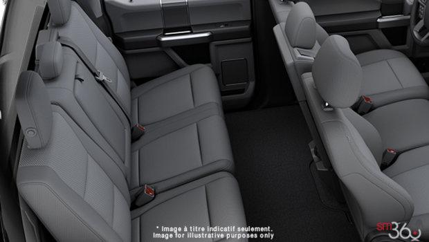 Medium Earth Grey Cloth, Luxury Captain's Chairs (2S)