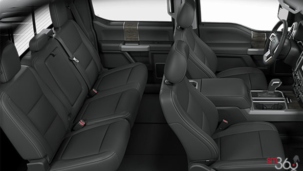 Black Leather Buckets Seats (HB)