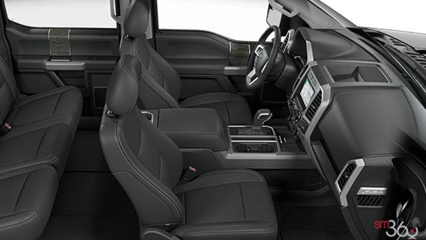 Black Leather Buckets Seats (HB)