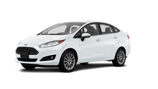 2018 Ford Fiesta Sedan TITANIUM