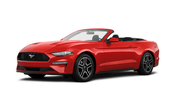 Ford Mustang cabriolet EcoBoost 2018