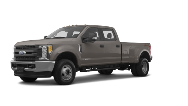 2018 Ford Super Duty F-350 XL