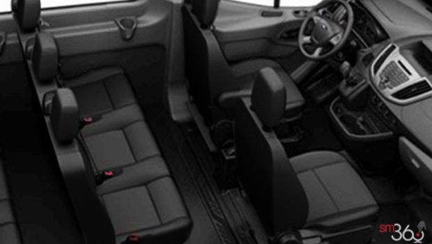 Charcoal Black Leather (LB)