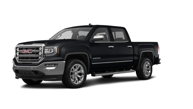 Chevrolet Ile Perrot >> 2018 GMC Sierra 1500 SLT - Starting at $49770.0 | GM Ile ...