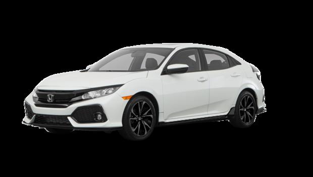 2018 Honda Civic Hatchback SPORT HONDA SENSING