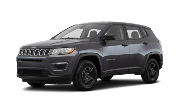 jeep compass sport 2018 partir de grenier automobile. Black Bedroom Furniture Sets. Home Design Ideas