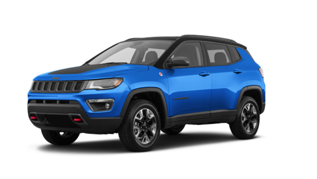 Jeep Roadside Assistance >> 2018 Jeep Compass TRAILHAWK - Starting at $35140.0 ...