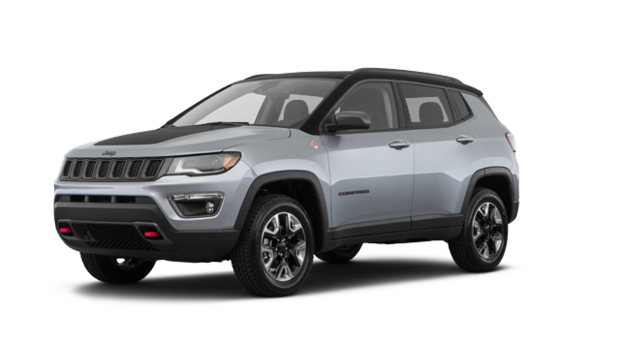 2018 jeep compass trailhawk starting at grenier chrysler dodge jeep. Black Bedroom Furniture Sets. Home Design Ideas