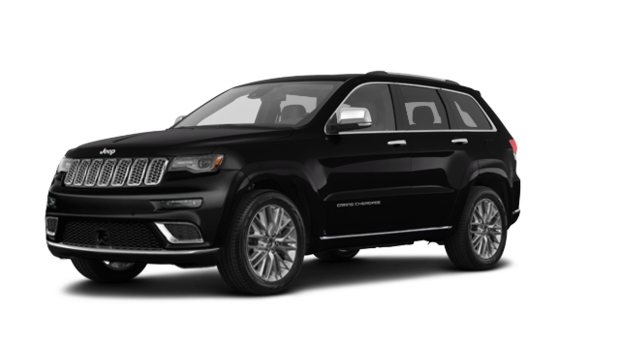 2018 jeep grand cherokee summit starting at 58684 0. Black Bedroom Furniture Sets. Home Design Ideas